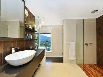 Ceramic in a bathroom design from an Australian home - Bathroom Photo 7008085