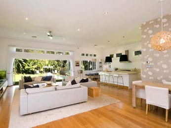 White living room idea from a real Australian home - Living Area photo 459704