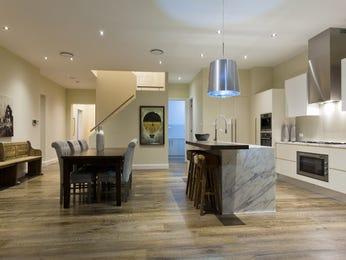 Floorboards in a kitchen design from an Australian home - Kitchen Photo 15210805