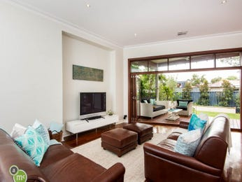 Blue living room idea from a real Australian home - Living Area photo 14907981