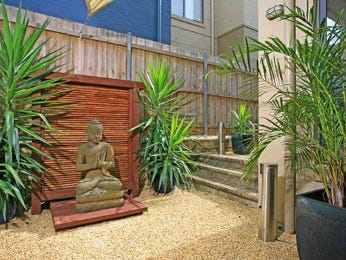Photo of a low maintenance garden design from a real Australian home - Gardens photo 477131