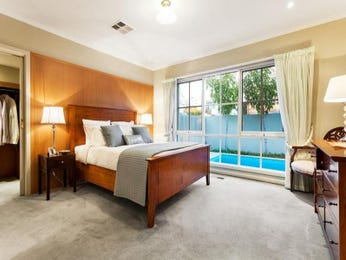 Orange bedroom design idea from a real Australian home - Bedroom photo 1691769