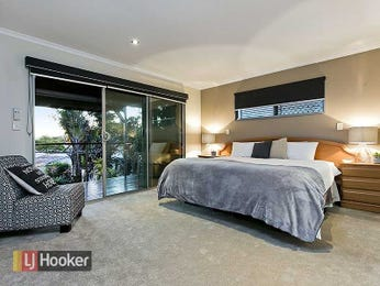 Black bedroom design idea from a real Australian home - Bedroom photo 16347181