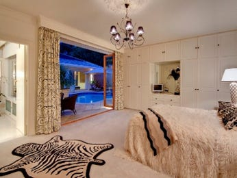 Cream bedroom design idea from a real Australian home - Bedroom photo 492098