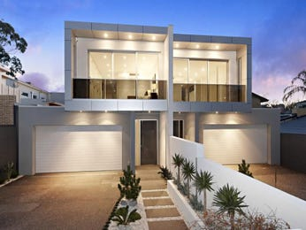 Photo of a brick house exterior from real Australian home - House Facade photo 145599