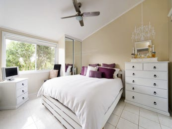 Beige bedroom design idea from a real Australian home - Bedroom photo 146018