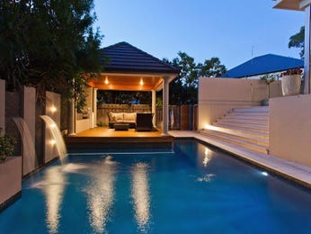 Photo of swimming pool from a real Australian house - Pool photo 7011005