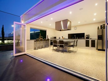Outdoor living design with bbq area from a real Australian home - Outdoor Living photo 660510