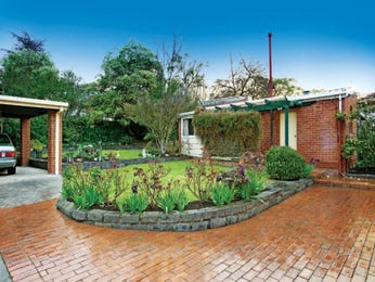 Low maintenance garden design using brick with orchard & outdoor furniture setting - Gardens photo 146700