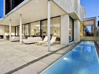 Photo of a swim spa pool from a real Australian home - Pool photo 17145865