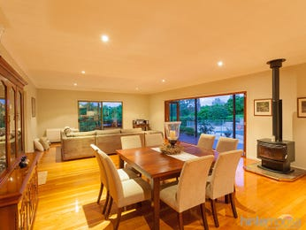Yellow dining room idea from a real Australian home - Dining Room photo 8368005