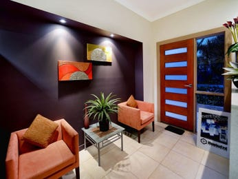 Grey living room idea from a real Australian home - Living Area photo 7881393
