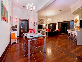 Brown dining room idea from a real Australian home - Dining Room photo 386282
