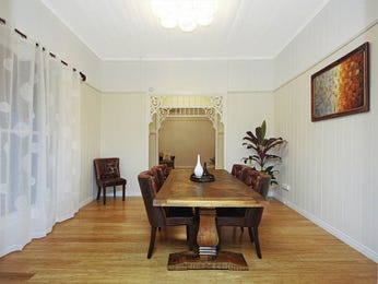 Beige dining room idea from a real Australian home - Dining Room photo 15476657