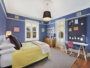 Blue bedroom design idea from a real Australian home - Bedroom photo 8214665