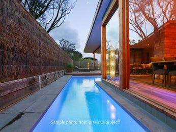 Photo of a swim spa pool from a real Australian home - Pool photo 6985217