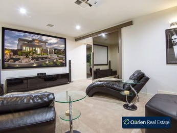 Black living room idea from a real Australian home - Living Area photo 7677137