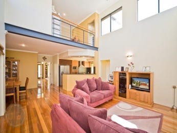 Gold living room idea from a real Australian home - Living Area photo 410464