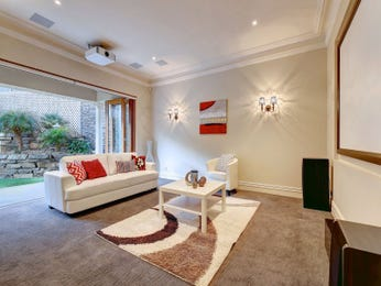 Cream living room idea from a real Australian home - Living Area photo 16055785