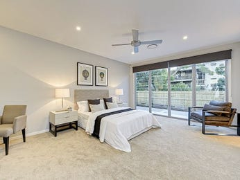 White bedroom design idea from a real Australian home - Bedroom photo 8765601