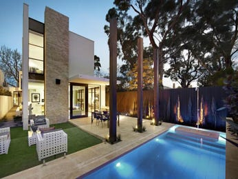 Photo of a modern pool from a real Australian home - Pool photo 1806293