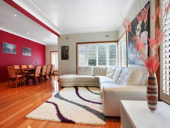 Red living room idea from a real Australian home - Living Area photo 7538317