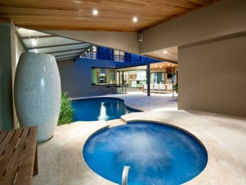 Photo of a indoor pool from a real Australian home - Pool photo 15530465