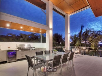 Outdoor living design with bbq area from a real Australian home - Outdoor Living photo 8923037