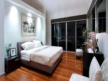 Black bedroom design idea from a real Australian home - Bedroom photo 8334709