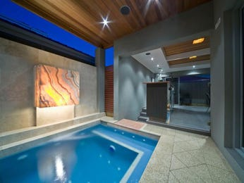 Photo of a modern pool from a real Australian home - Pool photo 7293161