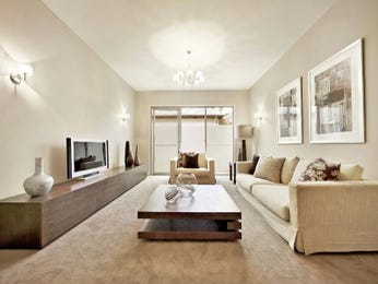Beige living room idea from a real Australian home - Living Area photo 202448