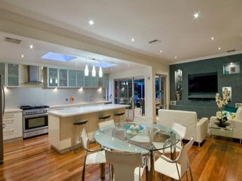 Photo of a dining room design idea from a real Australian house - Dining Room photo 7444157