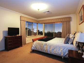 Beige bedroom design idea from a real Australian home - Bedroom photo 15803069