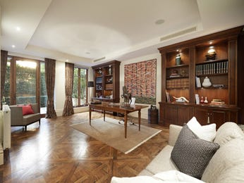 Brown living room idea from a real Australian home - Living Area photo 8208449