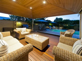 Outdoor living design with gazebo from a real Australian home - Outdoor Living photo 7023485