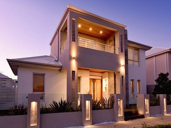 Photo of a house exterior design from a real Australian house - House Facade photo 16345257
