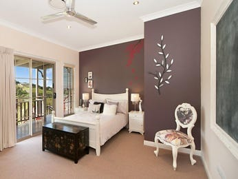 Beige bedroom design idea from a real Australian home - Bedroom photo 204990