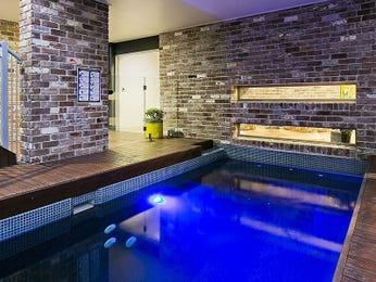 Photo of a indoor pool from a real Australian home - Pool photo 16130101