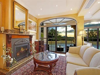 Yellow living room idea from a real Australian home - Living Area photo 16098861