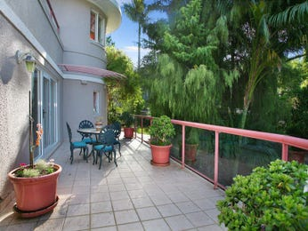 Outdoor living design with balcony from a real Australian home - Outdoor Living photo 439277