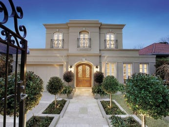 Photo of a sandstone house exterior from real Australian home - House Facade photo 206221