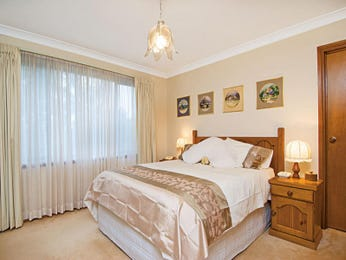 Beige bedroom design idea from a real Australian home - Bedroom photo 406382