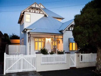 Photo of a weatherboard house exterior from real Australian home - House Facade photo 363460