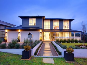Photo of a pavers house exterior from real Australian home - House Facade photo 207762