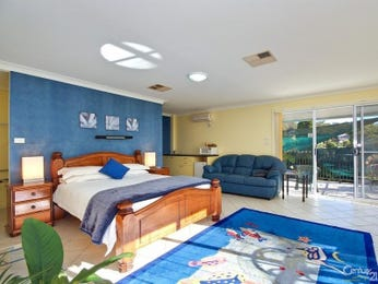 Blue bedroom design idea from a real Australian home - Bedroom photo 8321013