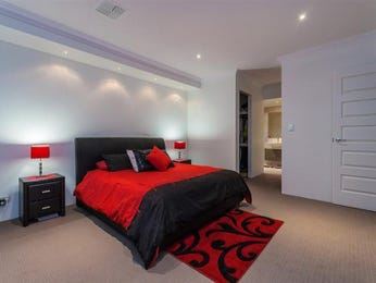 Black bedroom design idea from a real Australian home - Bedroom photo 7104369