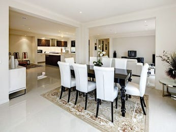 White dining room idea from a real Australian home - Dining Room photo 8446953