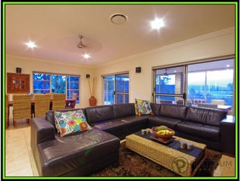 Black living room idea from a real Australian home - Living Area photo 7136309