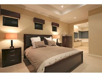 Beige bedroom design idea from a real Australian home - Bedroom photo 7550201