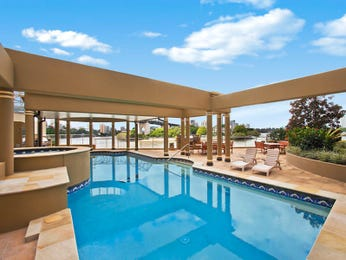 Photo of a modern pool from a real Australian home - Pool photo 15182161